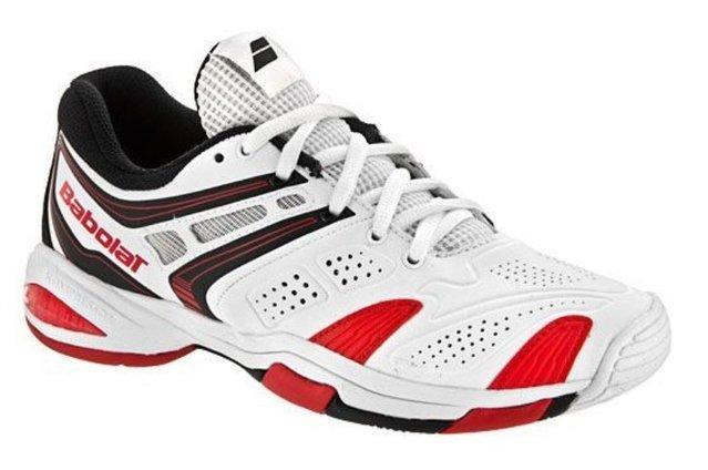 buy popular acf16 cf448 2 Paar sportschoenen, maat 36,5 Babolat  Nike, V-Pro