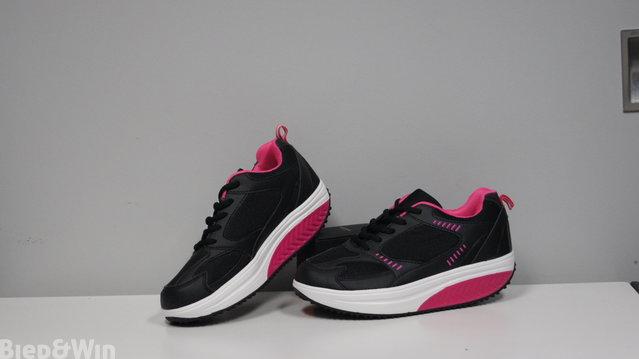 Kinderschoenen Maat 36.Dames Sport Schoenen Maat 36 Mapleaf Zwart Biedenwin Nl