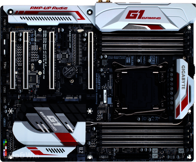 Motherboard Gigabyte, X99-Ultra Gaming