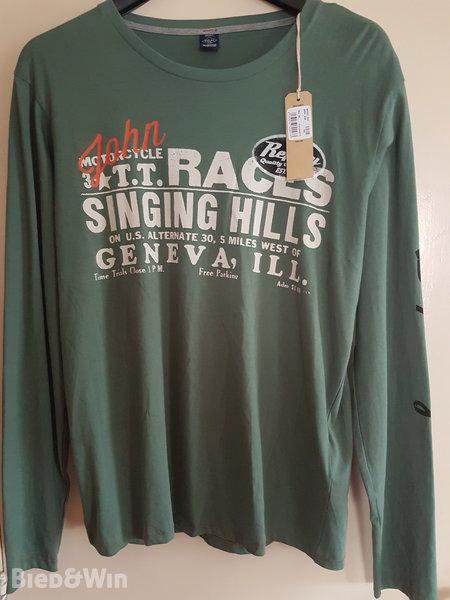 Replay Sweatshirt Sweatshirt Replay Green nl Biedenwin Biedenwin Green w8Eq44