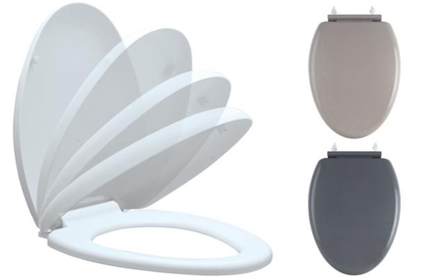 Bril Met Licht : Softclose wc bril licht bruin biedenwin