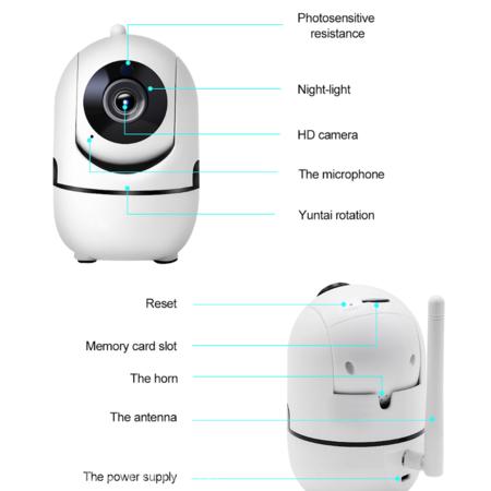 Home Security Camera 1080P