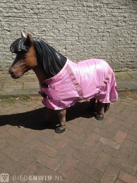 Mini fly rug 105 Imperial riding , pink
